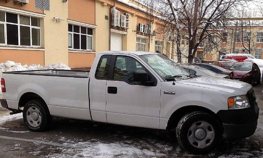 Россияне стали чаще покупать подержанные пикапы