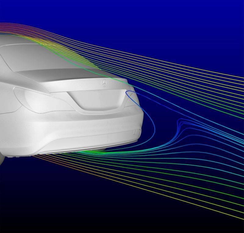 Что такое аэродинамика в машине