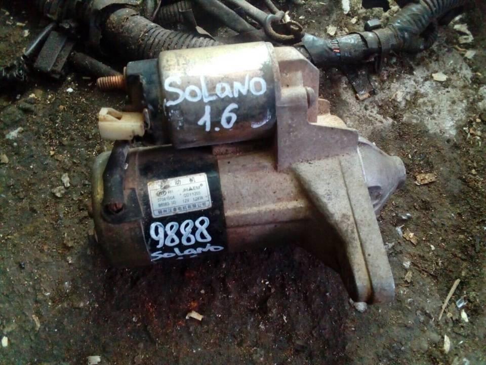Общая информация lifan solano / 620 с 2008 года