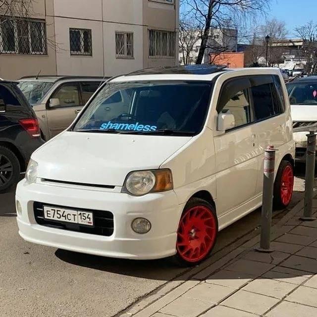 Спрос на новый кей-кар honda n-van оказался в 4 раза выше, чем планировали