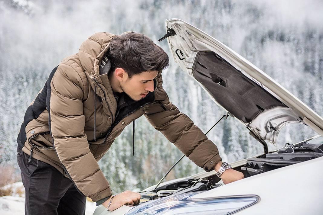 Запуск двигателя в мороз: лучшие рабочие способы и советы. как легко завести автомобиль в мороз