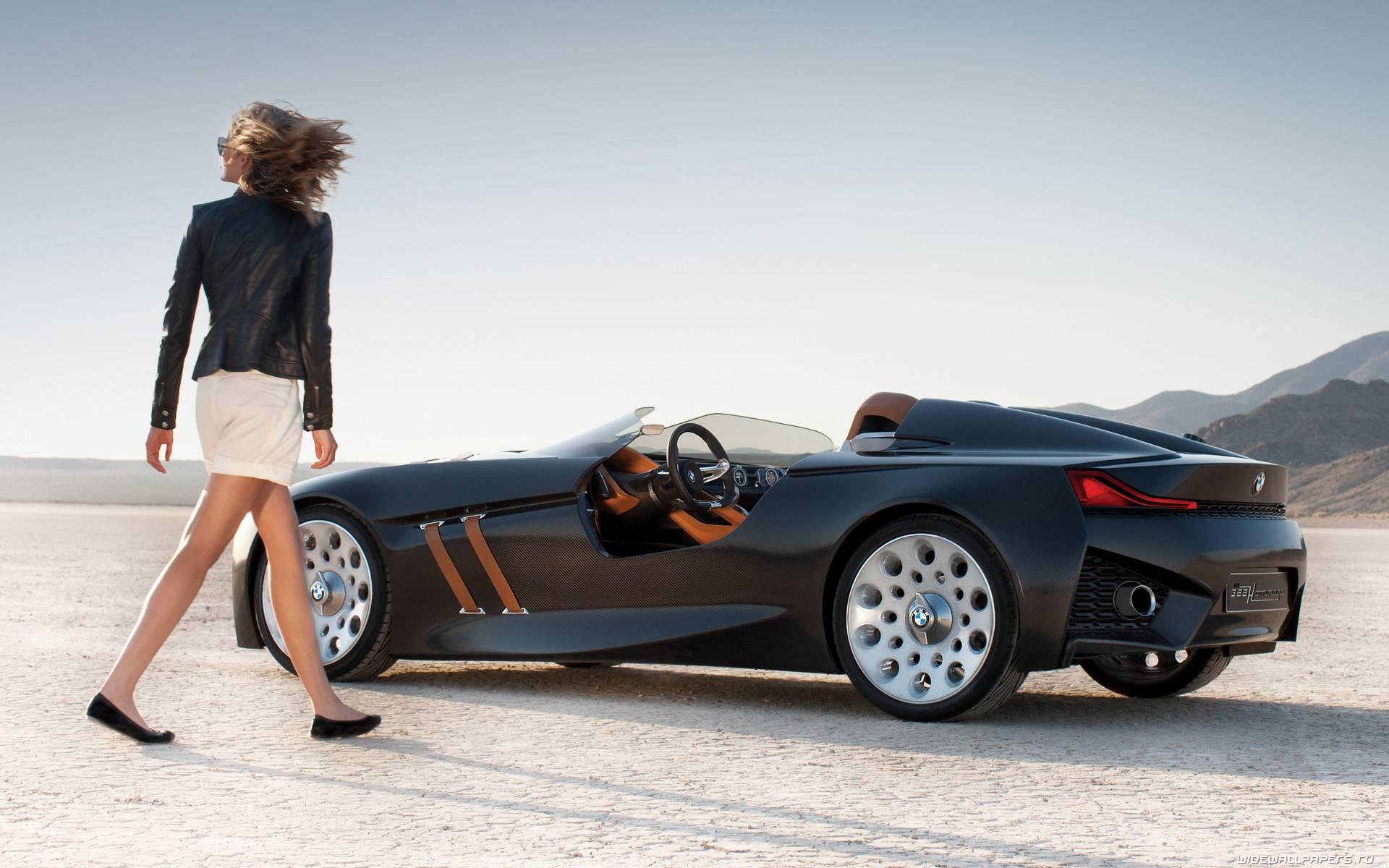 5 идеальных машин для женщин