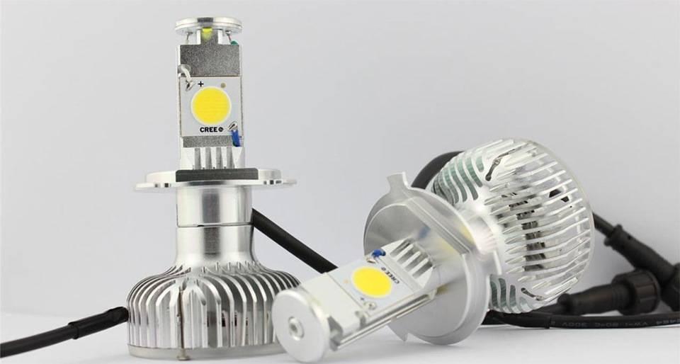 Лучшие светодиодные лампы h4 для автомобиля: топ-10 рейтинг 2021