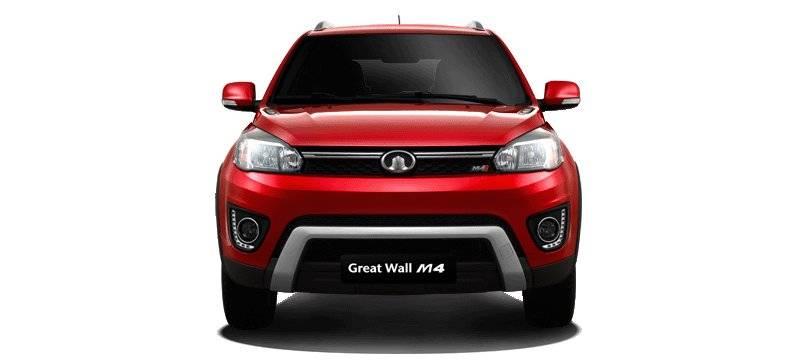 Great Wall Haval M4, один из кирпичиков Китайской автопромышленности