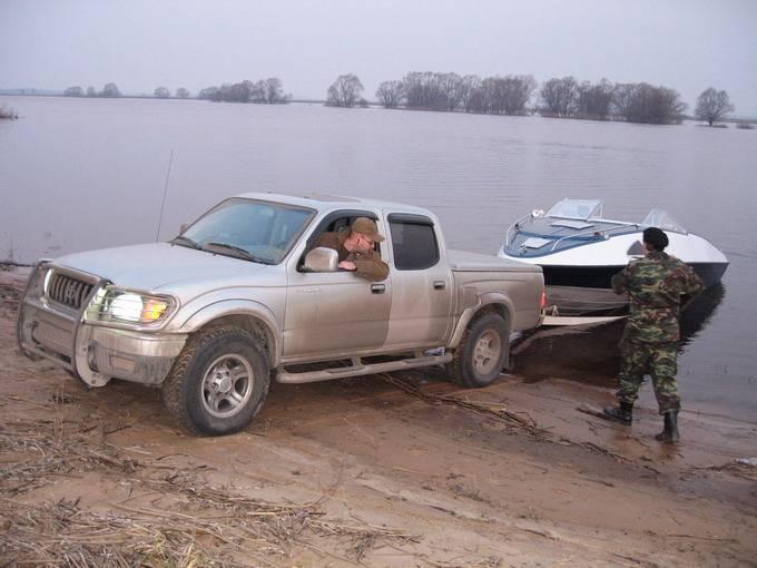 Chevrolet показала пикап для любителей охоты и рыбалки