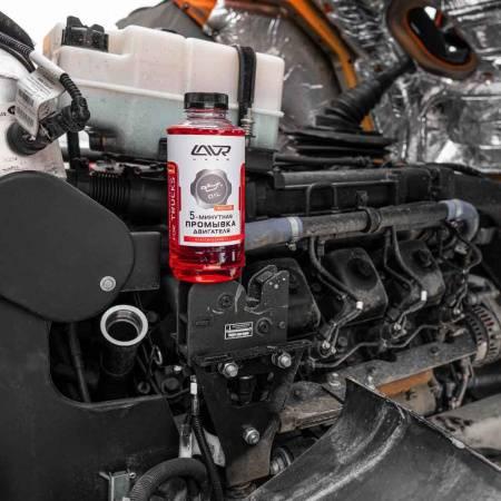 Как и чем лучше промыть двигатель при замене масла