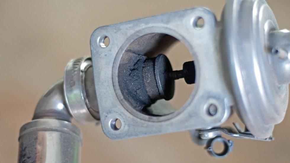 Egr (система рециркуляции отработавших газов) в дизельном двигателе