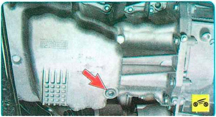 Меняем масло в двигателе рено логан (пошаговая инструкция)
