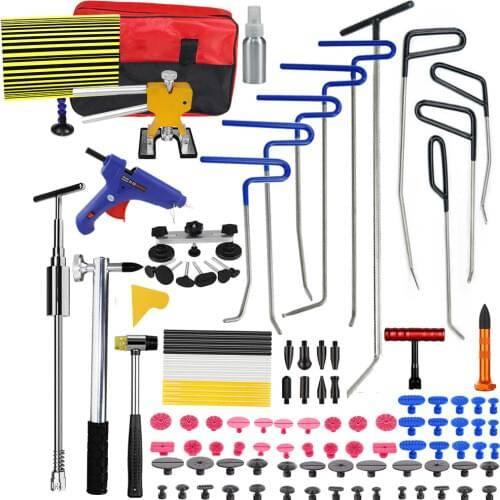 Список инструмента для кузовного ремонта автомобиля