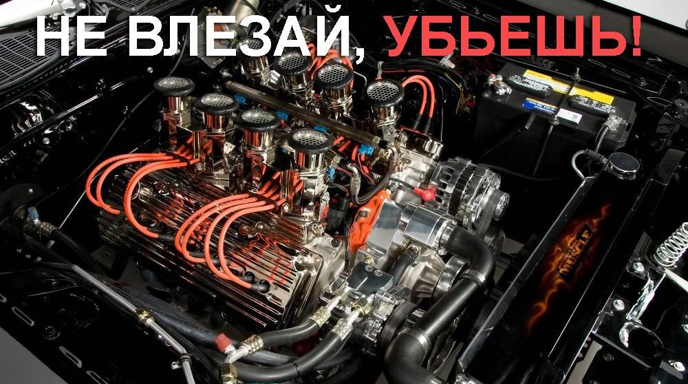 Автомобили, бензиновые двигатели которых иначе как легендарными и надежными не назовешь