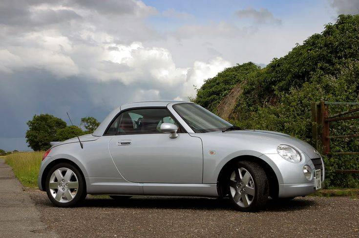 Автомобиль daihatsu copen, полный обзор автомобиля