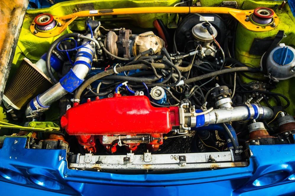 1989 lada 2108 - родная краска