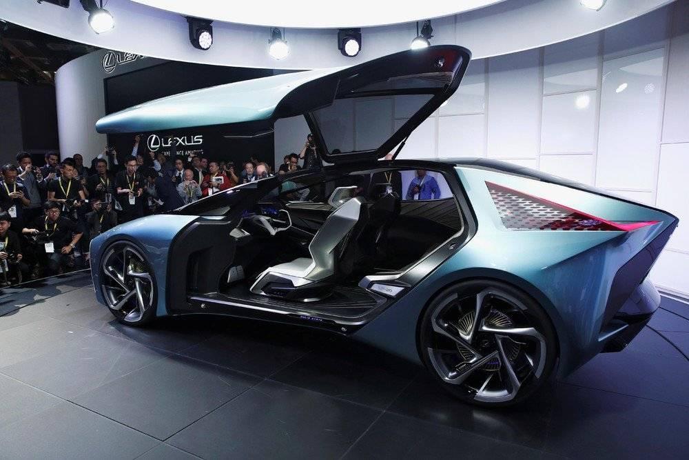 Tokyo motor show 2019: lexus представил прототип автомобиля будущего   yachts review