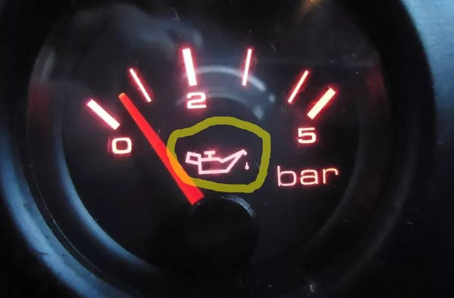 Как проверить причины низкого и высокого давление масла в двигателе
