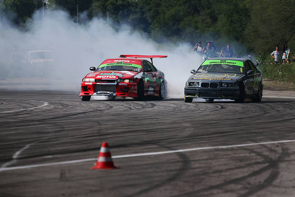 Russian drift series - вики