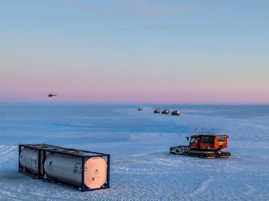 Самый загадочный материк, антарктида