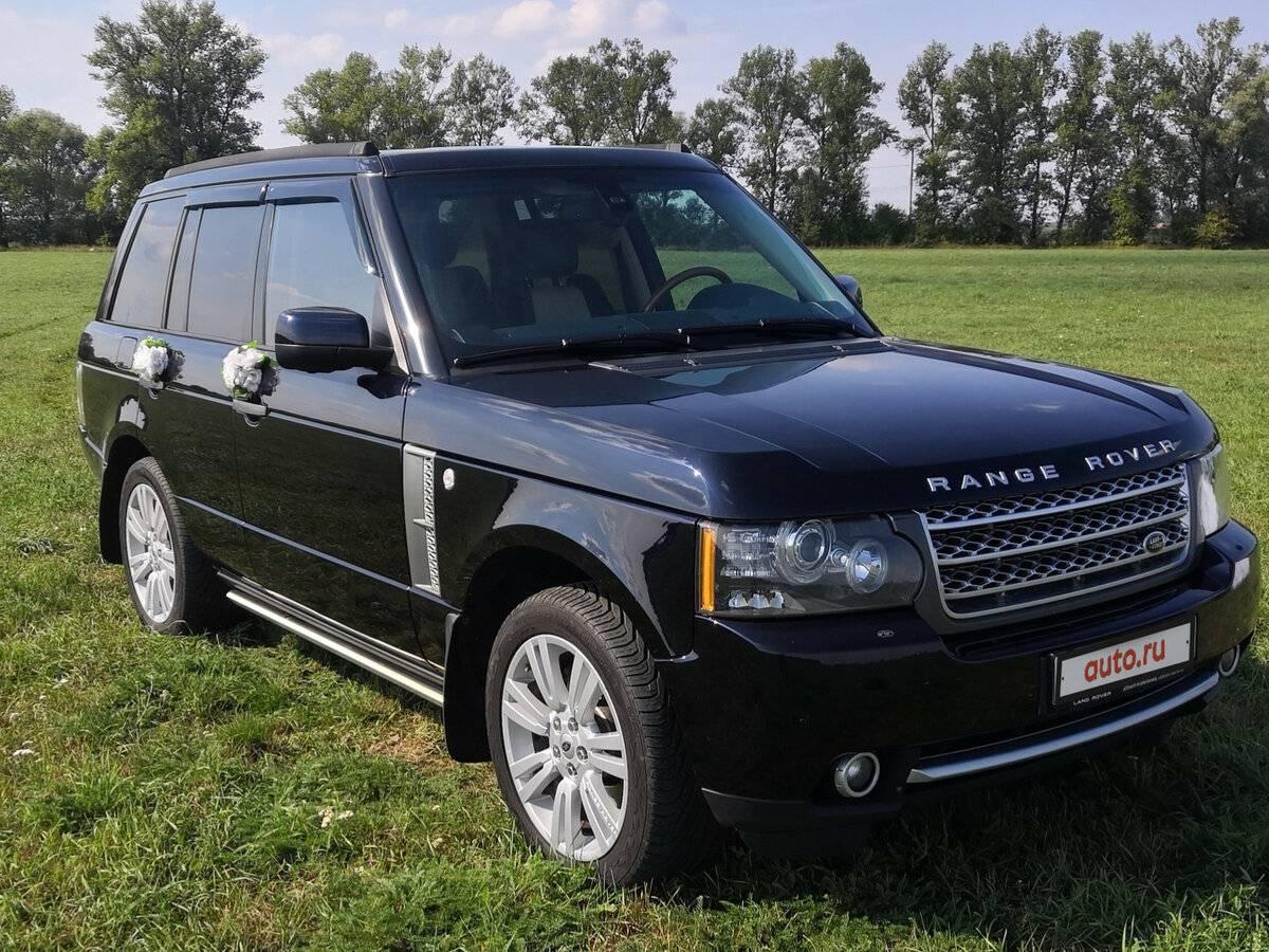 Элитная недвижимость: проблемы и болячки Range Rover III