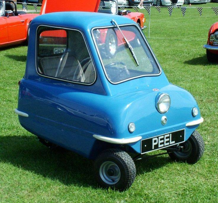 Самая маленькая машина в мире: обзор моделей. рейтинг самых маленьких машин 2021 года