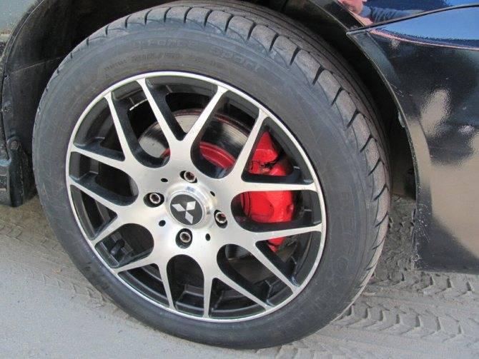 Высота шины: как поднять или опустить авто с помощью шин