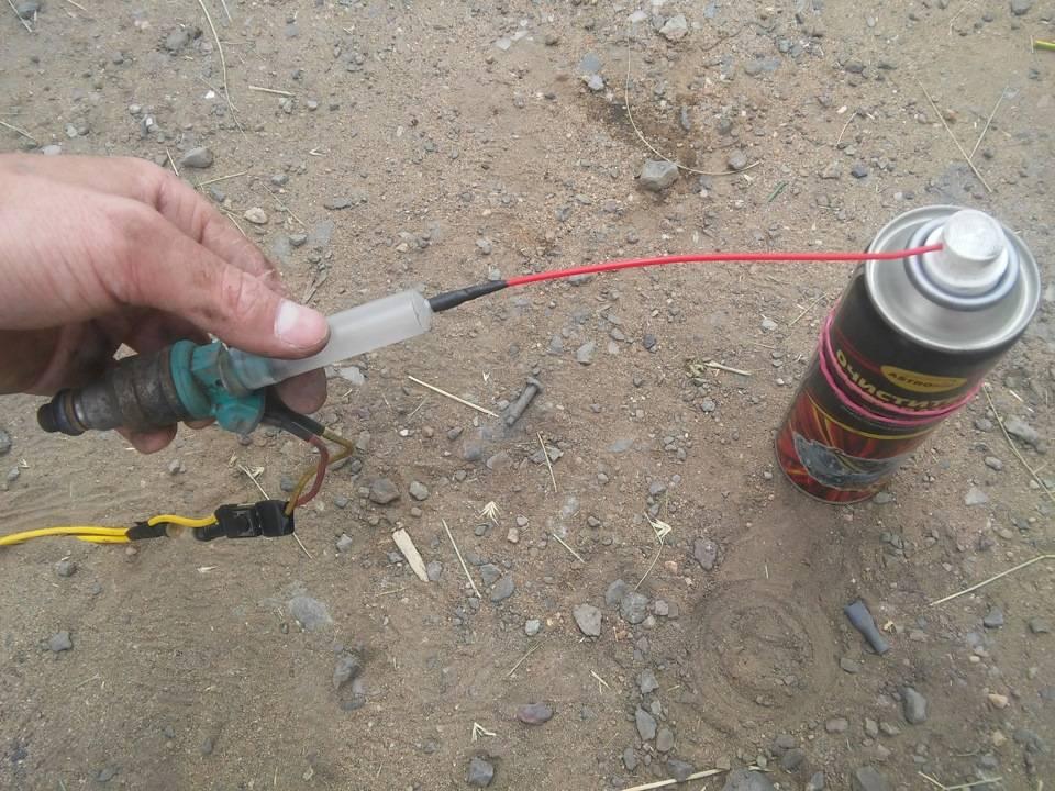 Как выполняется чистка дизельных форсунок своими руками