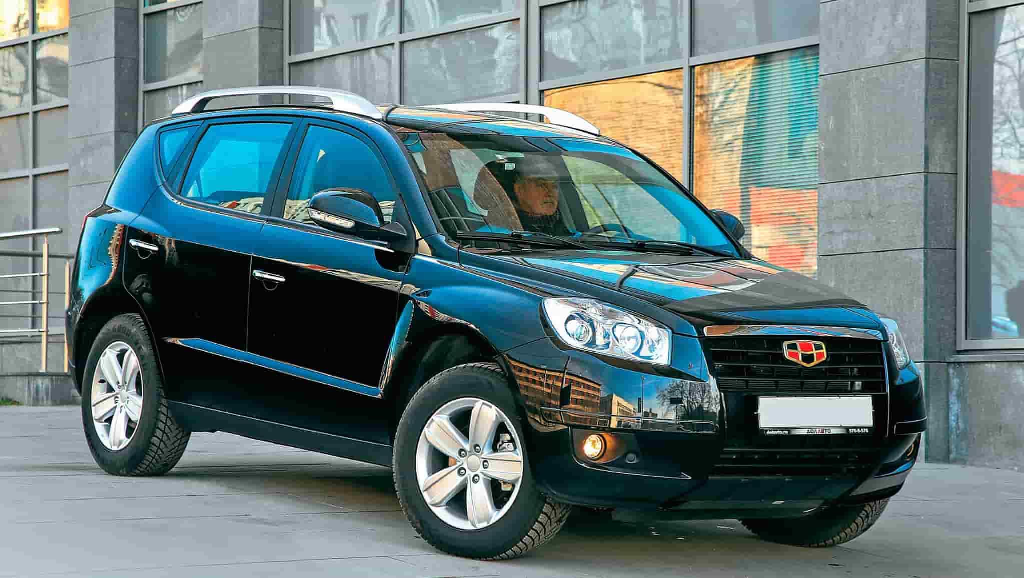 Geely Emgrand X7 или Lifan X60: на что способны «китайцы»