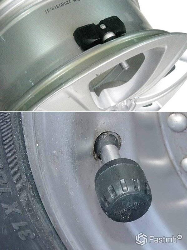 Как сбросить датчик давления в шинах: 4 способа