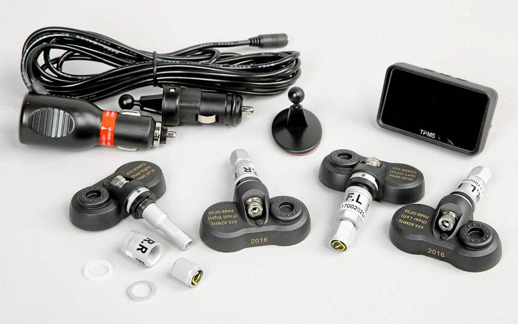 Принцип работы датчика давления в шинах: обзор, особенности и устройство