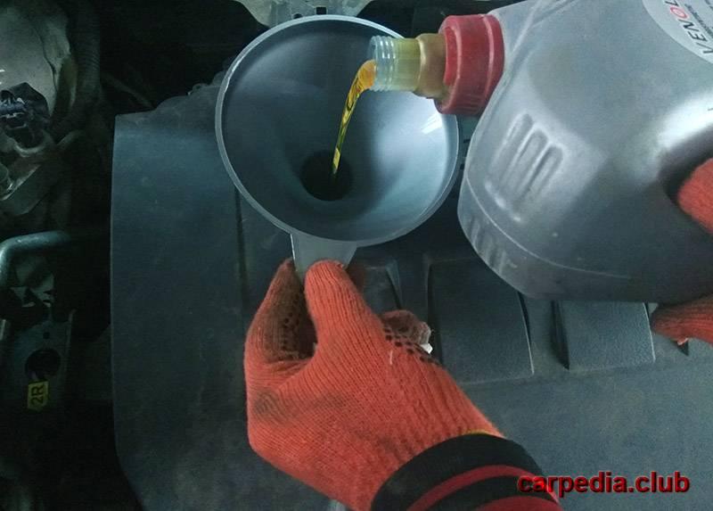 Не умеешь – не лей как правильно заменить моторное масло — – автомобильный журнал