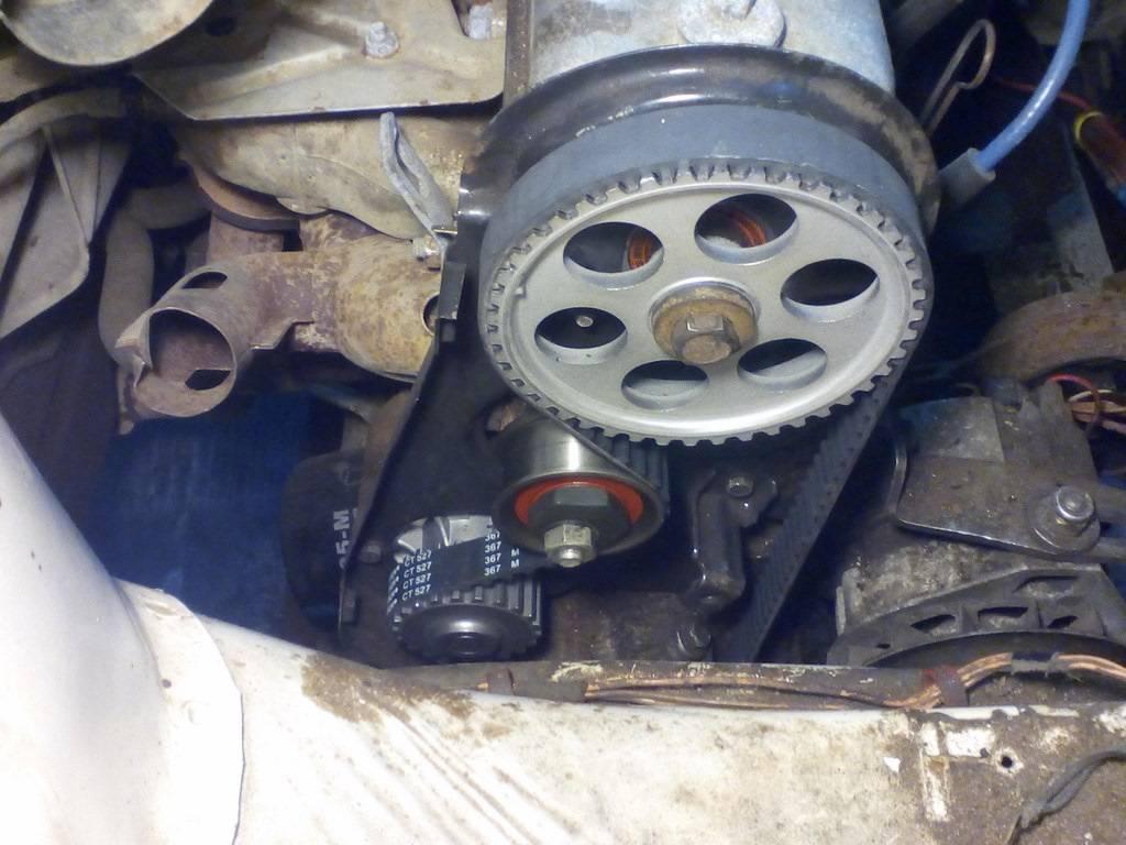 Замена ремня грм ваз-2109 карбюратор, инжектор