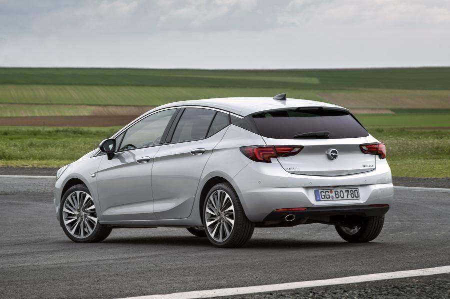 Opel astra 2016, характеристики, фото, видео
