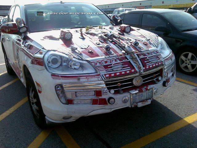 Тюнинг автомобиля и его практический аспект