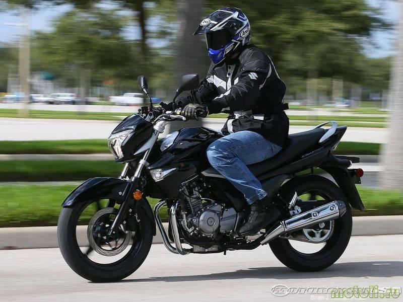 Информация по мотоциклу suzuki gsr250 (gw250)