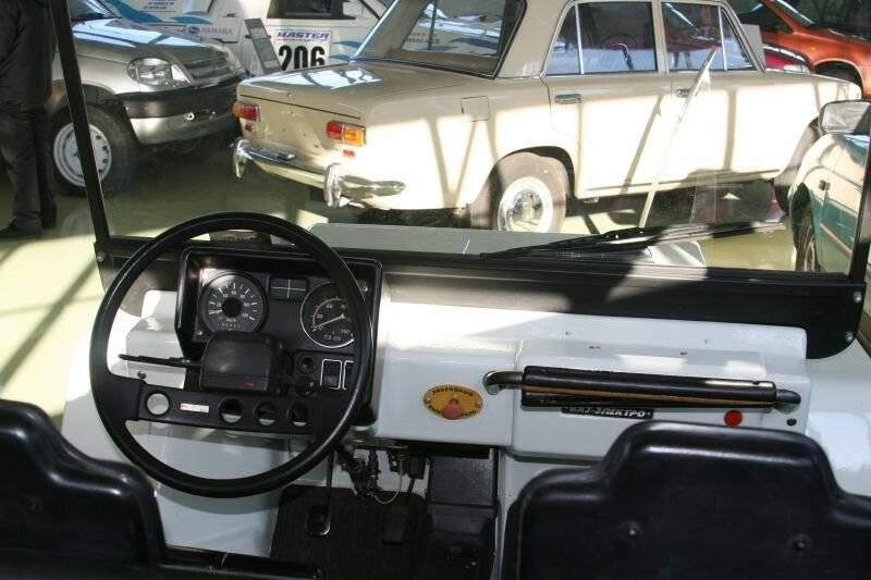 Советские электромобили: ваз-2801, уаз 451ми и еще 5 электрических машин из ссср - шаг за шагом
