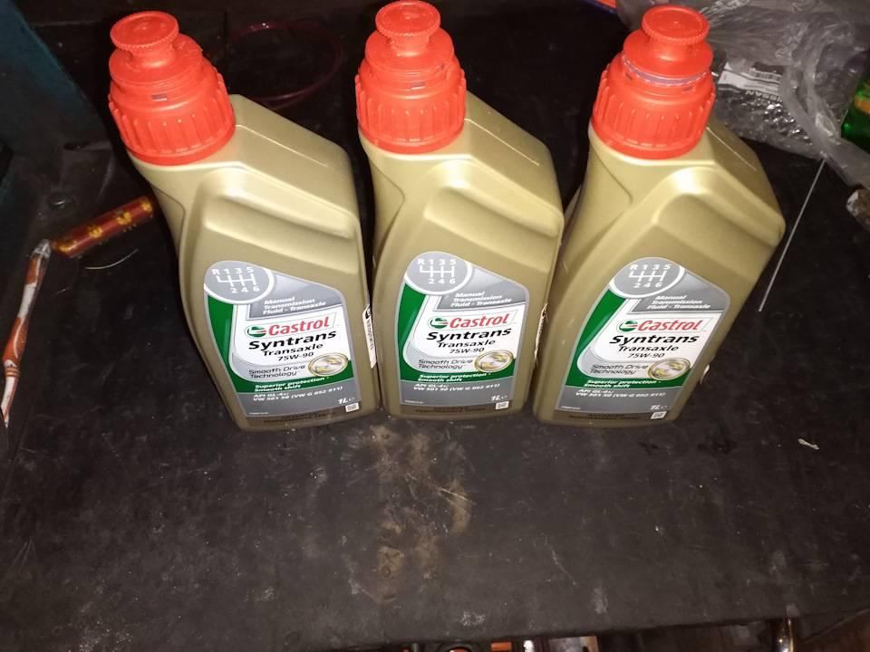 Сколько масла надо заливать в кпп «гранта» ???? avtoshark.com