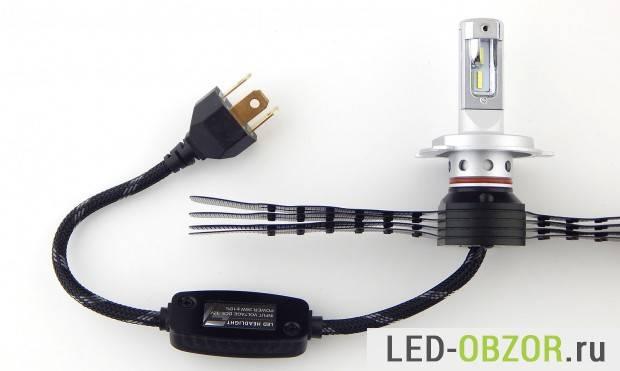 Топ-10 лучших светодиодных ламп для автомобиля: рейтинг, обзор характеристик