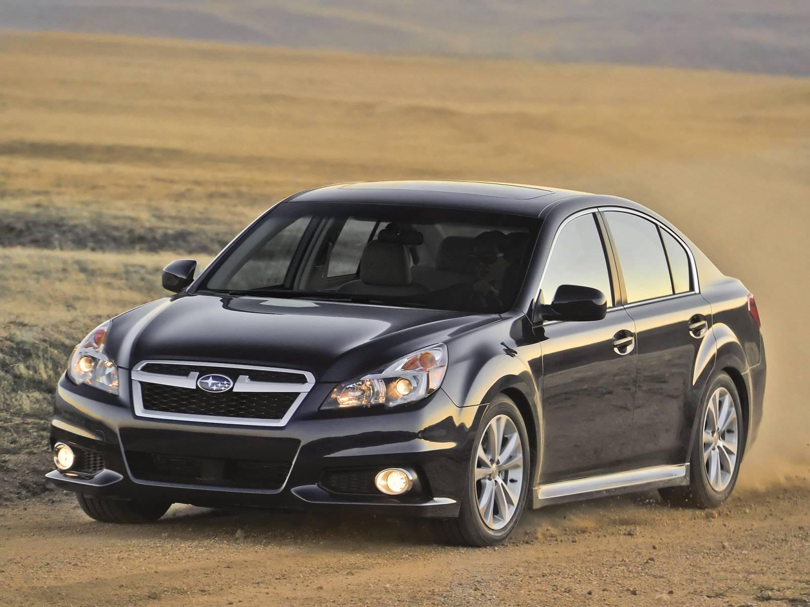 Как выбрать Subaru Legacy B4 и не нарваться на «дрова»