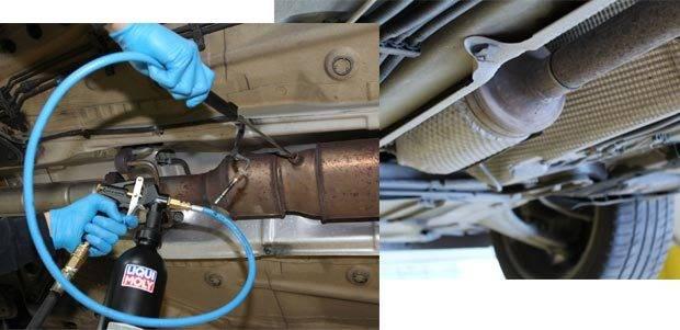 Сажевый фильтр дизельного двигателя: что это, что делать, когда он забит и прочие вопросы