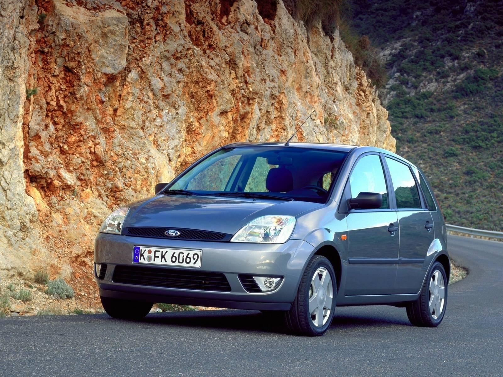 Дешево и не стыдно: кому подойдет Ford Fiesta Mk5