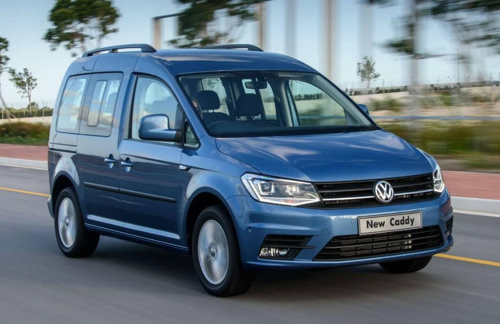 Немецкий «каблучок» Volkswagen Caddy III: что с ним не так