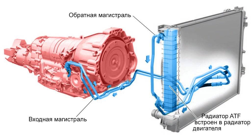 Как долить масло в акпп: тип atf, коробка с щупом и без щупа