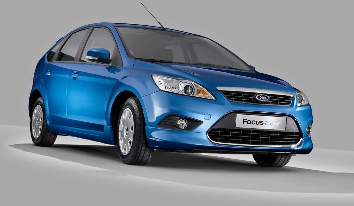 Форд фокус: опыт трёх поколений