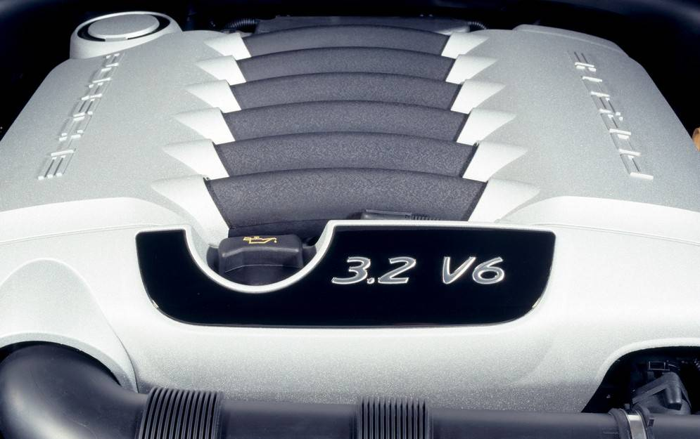 Porsche cayenne 958