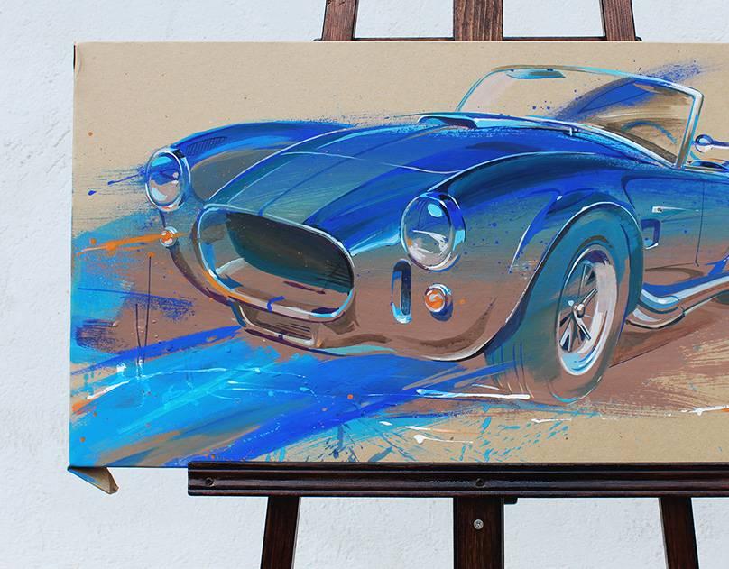Разбитые автомобили могут создать восхитительное искусство: работы джона чемберлена
