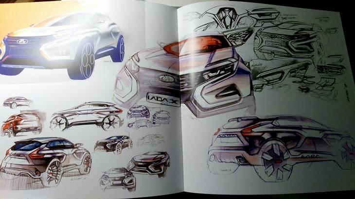 Автоваз и звездный дизайнер: стив маттин и создание x-стиля -