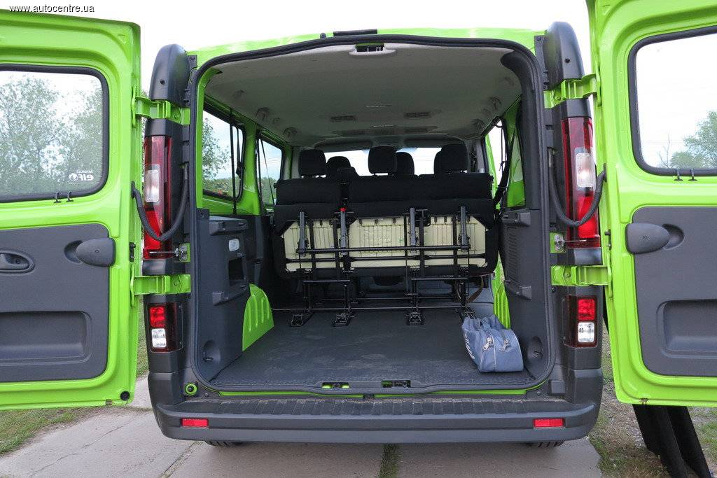 Renault trafic spaceclass микроавтобус премиум класса