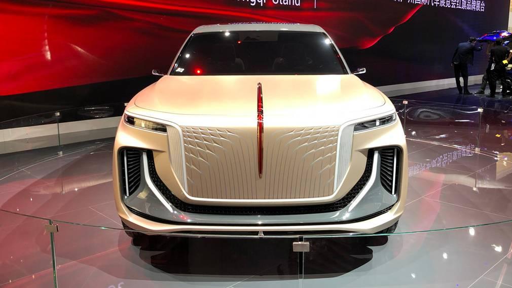 Коронавирус не помешал выпуску гоночного электрокара Hongqi E115