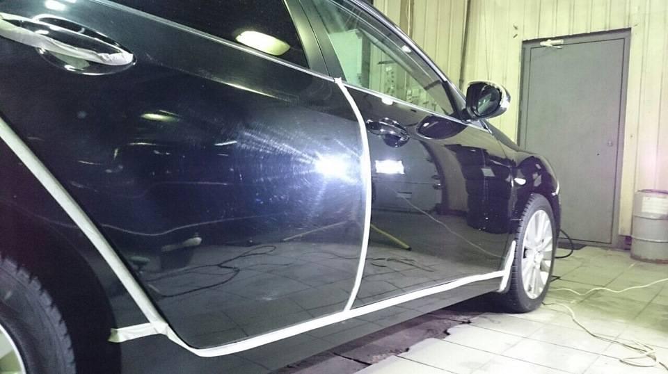 Жидкое стекло для авто своими руками: наносим правильно