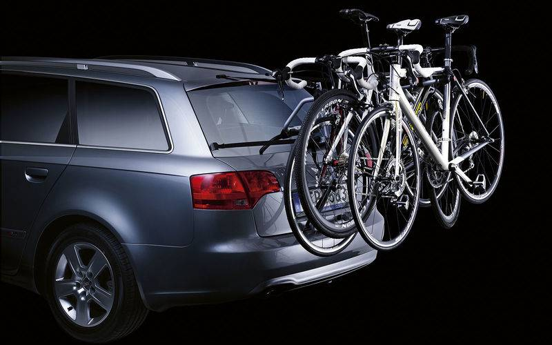 Способы перевозки велосипеда на автомобиле