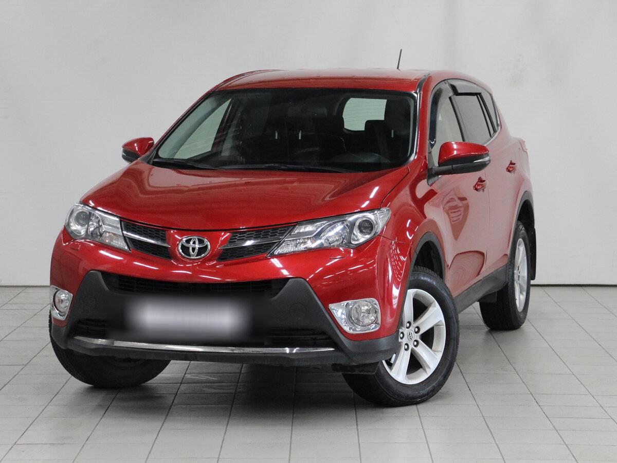 Что купить вместо нового Toyota RAV4: пять неочевидных альтернатив со вторички