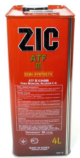 Моторное масло зик: свойства и ассортимент